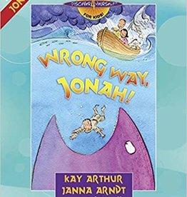 Arthur, Kay Wrong Way, Jonah!