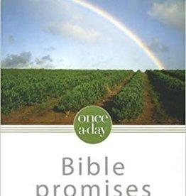 Livingstone Corporation NIV, Once-A-Day Bible Promises Devotional