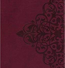 Zondervan NIV Single-Column Bible, burgundy 2626