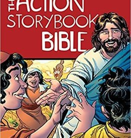 DeVries, Catherine Action Storybook Bible, The: An Interactive Adventure through God's Redemptive Story