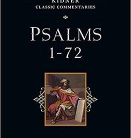 Kidner, Derek Psalms 1 - 72