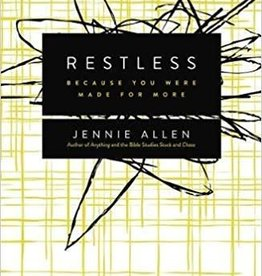 Allen, Jennie Restless: Because You Were Made for More