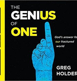Holder, Greg Genius of One, The (Library Edition CD): God's Answer for our Fractured World
