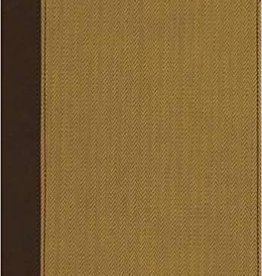 Keener, Craig S NIV Cultural Backgrounds Study Bible, Large Print, Tan, Indexed, Red Letter Edition 7924