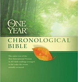 Tyndale NIV The One Year Chronological Bible 9939