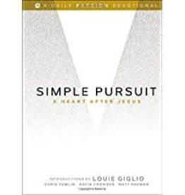 Passion Movement Simple Pursuit: A Heart After Jesus