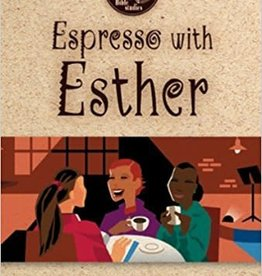 Gahn, Sandra Espresso with Esther (Coffee Cup Bible Studies)