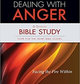 Hunt, June Dealing With Anger Bible Study