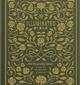Tanamachi, Dana ESV Illuminated Bible, Art Journaling Edition (Green) 7958