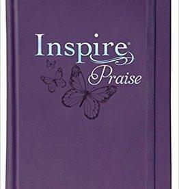 NLT Inspire PRAISE Bible 6628