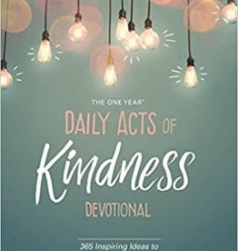 Demery, Kristin The One Year Daily Acts of Kindness Devotional: 365 Inspiring Ideas to Reveal, Give, and Find God's Love