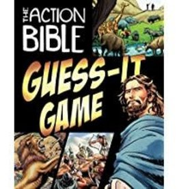 Cariello, Sergio Action Bible Guess-It Game