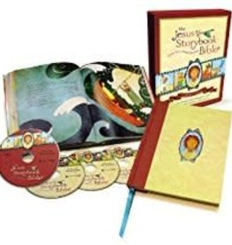 Jesus Storybook Bible, The - Collector's Editon