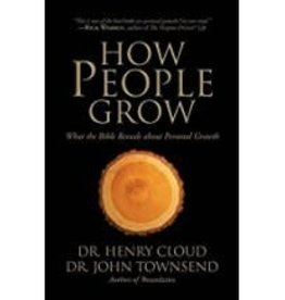 Cloud, Henry How People Grow