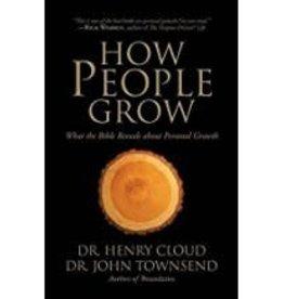 Cloud, Henry How People Grow