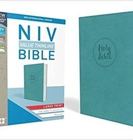 NIV Value Thinline Bible Large Print 8556