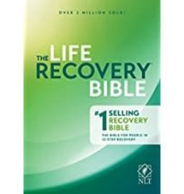 Arterburn, Stephen NLT Life Recovery  Bible Large Print