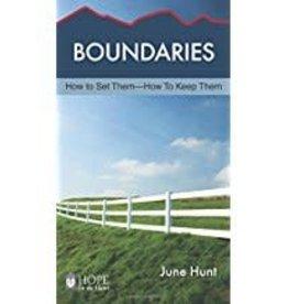 Hunt, June Boundaries