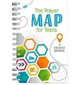 Barbour Staff Prayer Map for Teens