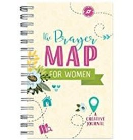 Barbour Staff Prayer Map for Women