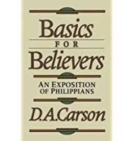 Carson, D A Basics for New Believers