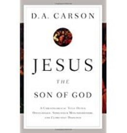 Carson, D A Jesus the Son of God:  A Christological Title Often Overlooked, Sometimes Misunderstood, and Currently Disputed