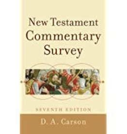 Carson, D A New Testament Commentary Survey
