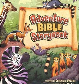 DeVries, Catherine Adventure Bible Storybook