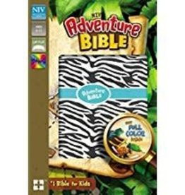 NIV Adventure Bible Zebra Print 9157