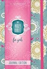 NIV Holy Bible for Girls Journal 8969
