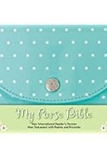 NIRV My Purse Bible Blue 4979