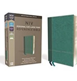 NIV Personal Size Reference Bible Large Pring 9744