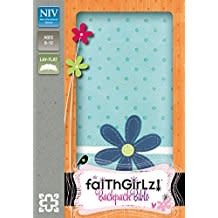 NIV Faithgirlz backpack bible  6295