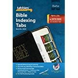 Tabbies Bible Indexing Tabs, Coffee House 3614
