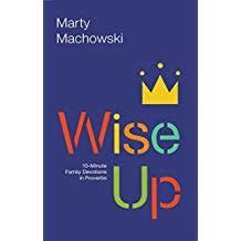 Machowski, Marty Wise Up