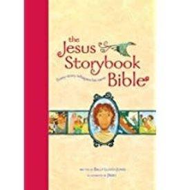 Lloyd-Jones, Sally Jesus Storybook Bible, The, Read Aloud Edition