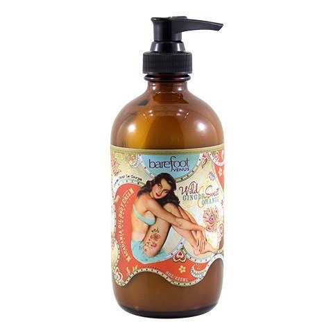 Barefoot Venus Extra Rich Wild Ginger Lotion