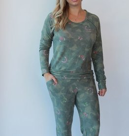 PJ Salvage PJ Peachy Soft Butterfly Hunt
