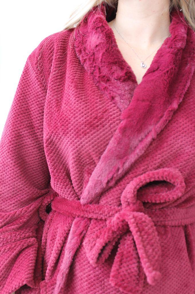 PJ Salvage PJ Salvage Robe Silky