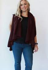 Look By M Shaw Vest Basic