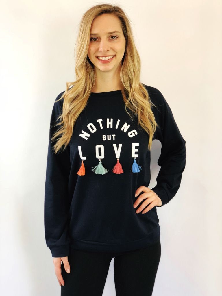 Scarlett Ellie Sweater Katerina Nothing But Love