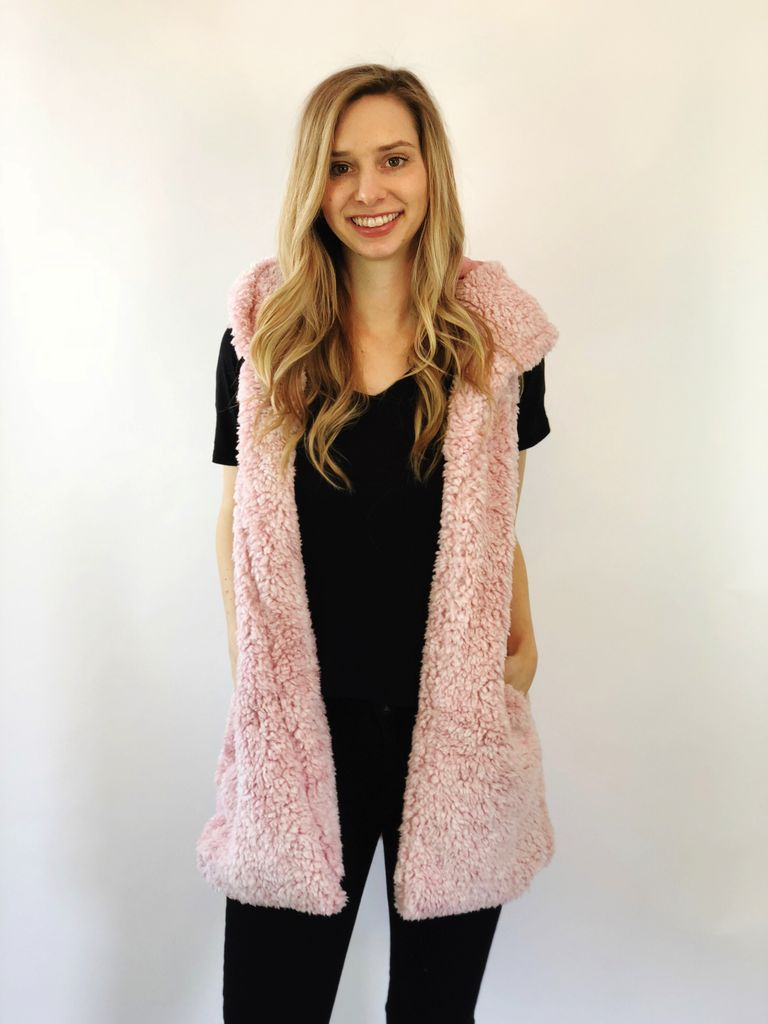Scarlett Ellie Vest Cuddle Molly