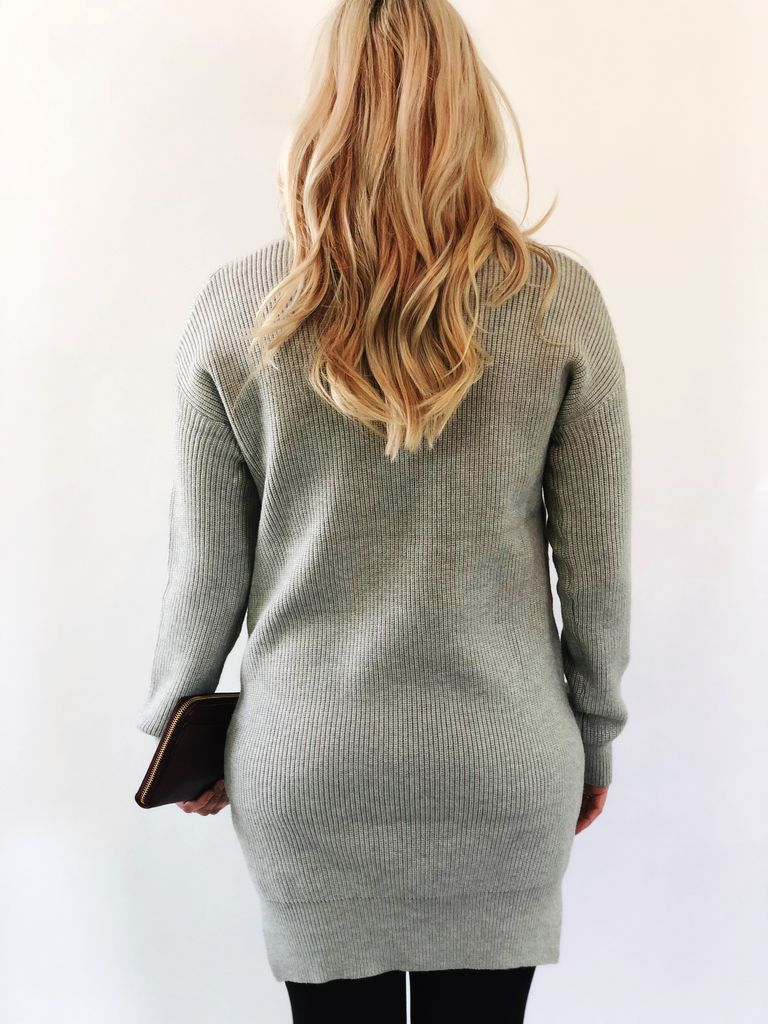 Scarlett Ellie Dress Sweater Amberly