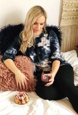 Scarlett Ellie PJ Top Pleated/Legging  Tie Dye Sylvie