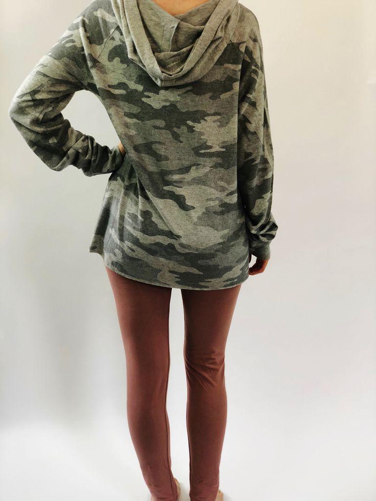 Scarlett Ellie PJ Tee/Legging Camo Jan