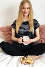 Scarlett Ellie PJ Camo SS Tee/Legging Belinda