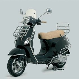 Accessories Chrome Kit (5 Pcs) Vespa LX 2006-2013