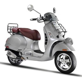 Vehicles Vespa, 2016 GTV300 i.e. ASR Grey Metallic