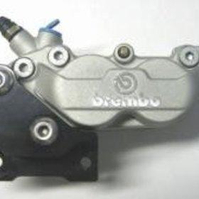 Parts Brembo Brake Assembly GT/GTS/GTV Silver Finish