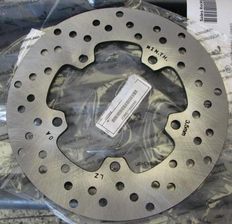 Parts Brake Rotor Aprilia Scarabeo 200 Rear